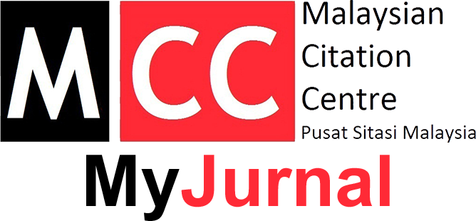 Indexed by MCC MyJurnal
